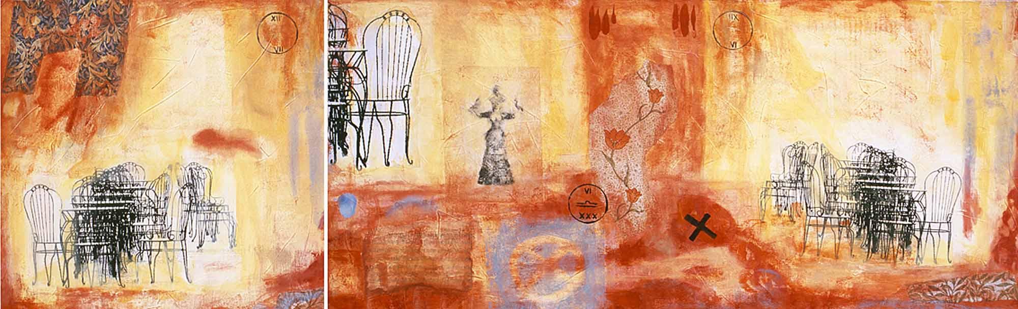 Das Urteil des Paris- la gioia 2004 180x60