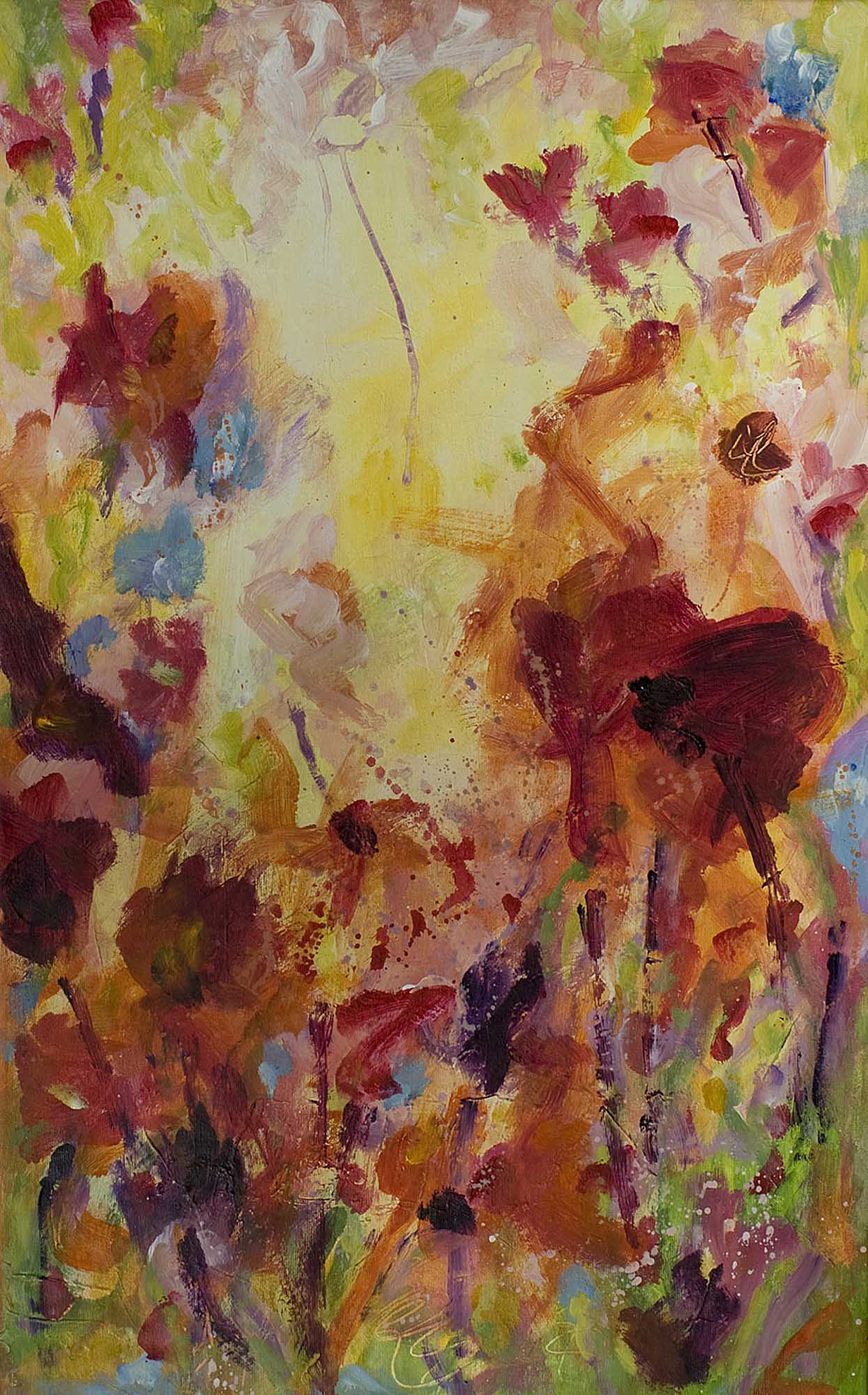 Florales 201150x70